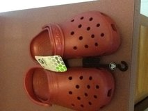 NWT crocs in Belleville, Illinois