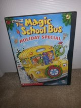 Scholastic's The Magic School Bus Holiday Special dvd in Camp Lejeune, North Carolina