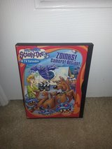 What's New Scooby-Doo Zoinks! Camera! Action! dvd Vol. 8 in Camp Lejeune, North Carolina