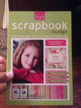 Scrapbook Boutique Software-Digital Scrapbook program in Houston, Texas