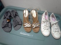 Sandals, Wedges and more never worn in Ramstein, Germany