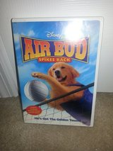 Air Bud Spikes Back dvd in Camp Lejeune, North Carolina
