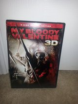 My Bloody Valentine 3D DVD in Camp Lejeune, North Carolina