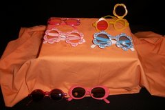 Assorted Little Girl's Sun Glasses (T=7) in Fort Campbell, Kentucky
