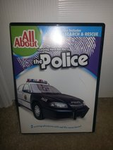 All About the Police/All About Search & Rescue dvd in Camp Lejeune, North Carolina