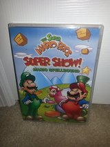 The Super Mario Bros Super Show! Mario Spellbound dvd in Camp Lejeune, North Carolina