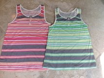 Girls Matching Old Navy Tank Tops Sizes 6-7 and 8 in Chicago, Illinois