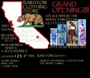 COME GET CALI FLY in Barstow, California