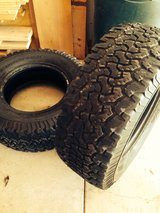 2-305/65/17 used tires in Morris, Illinois