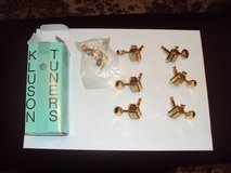 KLUSON STYLE GOLD TUNERS (NEW) FREE SHIPPING in Heidelberg, GE