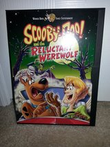 Scooby-Doo and the Reluctant Werewolf dvd in Camp Lejeune, North Carolina
