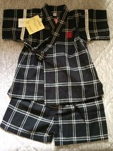 BNWT! Black Jinbei 6-9months in Okinawa, Japan