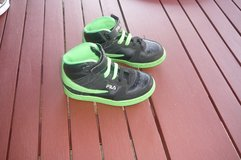 FILA BOYS SHOES SIZE UK 10 in Lakenheath, UK
