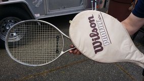 Tennis Raquet  Wilson 2.7si in Fort Lewis, Washington
