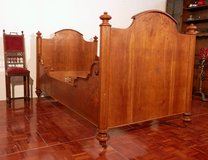 Antique Twin Bed From Award Winning Company i... in Ramstein, Germany