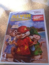 Wii Alvin and The Chipmunks game in Tinley Park, Illinois
