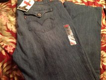 women's levis jeans NWT in Tifton, Georgia