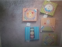 NWT pictures for boy's room in Chicago, Illinois