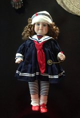 Brinns limited collectors edition porcelain DOLL 1995 in Houston, Texas