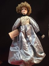 Heritage limited collectors edition musical porcelain DOLL in Houston, Texas
