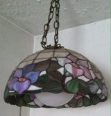 STAIN GLASS HANGING LAMP in Norfolk, Virginia