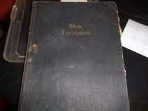 VERY OLD NEW TESTAMENT BY ITSELF in Warner Robins, Georgia