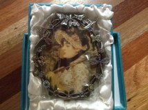 New Beautiful Jeweled Frame/Gift Boxed Butterflies...Dragonflies...Flowers...Leaves in Chicago, Illinois