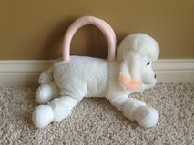 Plush Poodle Purse in Joliet, Illinois