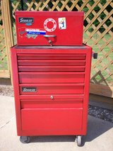 VINTAGE SNAP ON TOP&BOTTOM TOOLBOX in Gloucester Point, Virginia