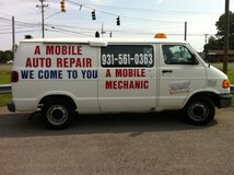 A- Mobile Auto Repair -- (931)-561-0363 in Fort Campbell, Kentucky