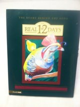 The real 12 days of christmas: The story behind the song.  Hardcover Book in Shorewood, Illinois