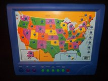 Castlespring Map Touch Learning Board in Bartlett, Illinois