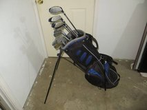 Foremost LEFT handed Golf Clubs w/Bag in Elizabethtown, Kentucky