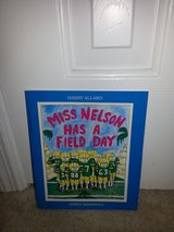 Miss Nelson Has a Field Day book in Camp Lejeune, North Carolina