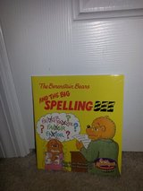 The Berenstain Bears and the Big Spelling Bee book in Camp Lejeune, North Carolina