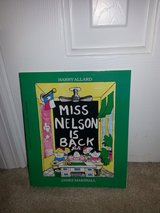 Miss Nelson is Back book in Camp Lejeune, North Carolina