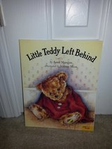 Little Teddy Left Behind book in Camp Lejeune, North Carolina