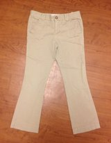 Girls Old Navy uniform khakis, sz 10 plus in Fort Campbell, Kentucky