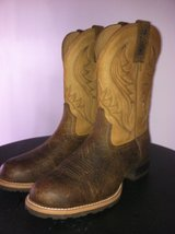 Country Western Boots (Ariat) Size 10D in Jacksonville, Florida