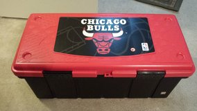 REDUCED Chicago Bulls Foot Locker Storage in Oswego, Illinois