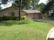 Kingwood house - 3 bedroom, 1 and 1/2 bath, 2 car garage in Kingwood, Texas