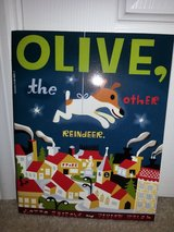 Olive, The Other Reindeer book in Camp Lejeune, North Carolina