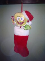 Spongebob stocking in Fort Campbell, Kentucky