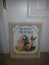Bunny Trouble book in Camp Lejeune, North Carolina