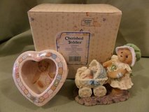 Cherished Teddies Amy & Jessica LE in Kingwood, Texas
