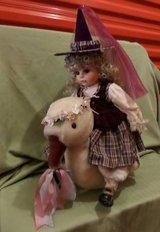 Mother Goose Porcelain Doll : Morgan Briattany in Kingwood, Texas