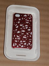 NEW Red Bird's Nest iPhone 4S Snap Case in Camp Lejeune, North Carolina