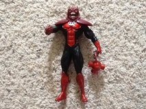 Red Lantern - Atrocitus in Camp Lejeune, North Carolina