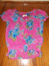 ***ABERCROMBIE Kids Pink Floral Shirt***SZ L LOT 2 in The Woodlands, Texas