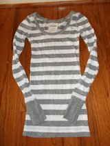 ***Abercrombie Kids L/S Striped Shirt***SZ M LOT 2 in The Woodlands, Texas